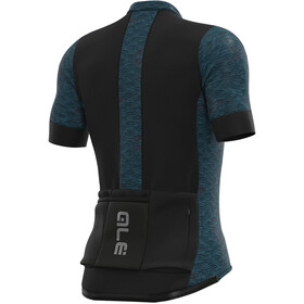 Alé Cycling Off-Road Gravel Joshua Maillot Manches courtes Homme, blue waves